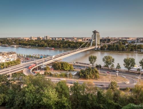 Bratislava Teil 3 – Abendstimmung