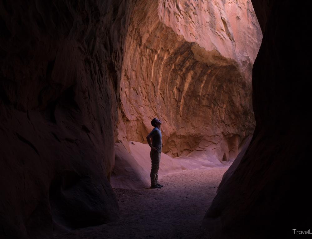 Tag 15 – Erster Fahrtag mit einigen Highlights (Gooseneck SP und Leprechaun Canyon)