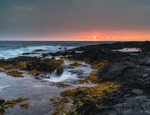 Tag 21 (Big Island) – Schnorcheltag mit Kultur