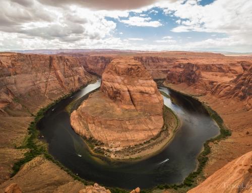 Tag 7 (10.05.2016) – Grand Canyon NP – Horseshoe Bend – Page