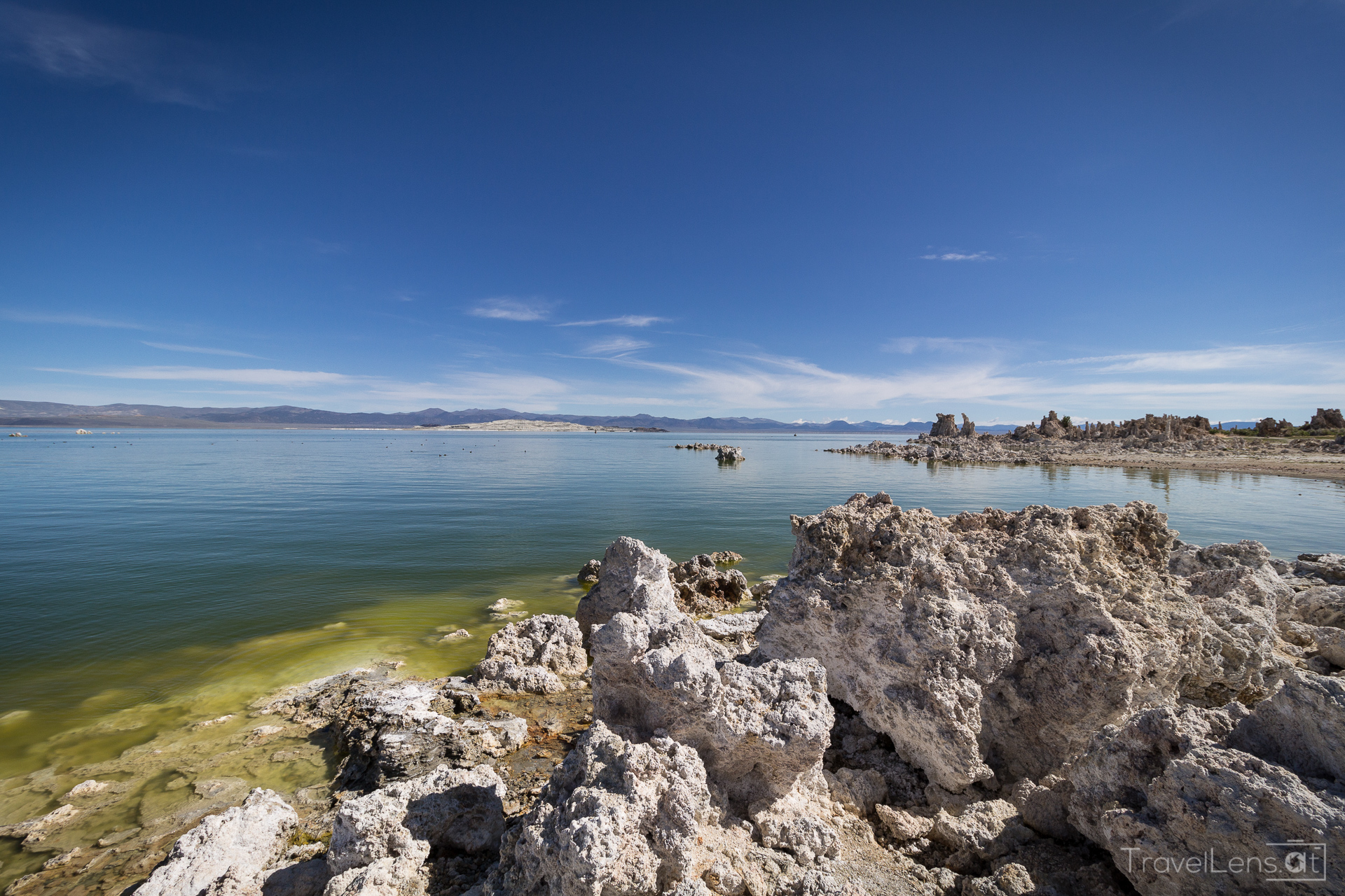 Tag 12 (15.05.2016) – June Lake – Mono Lake – Yosemite NP