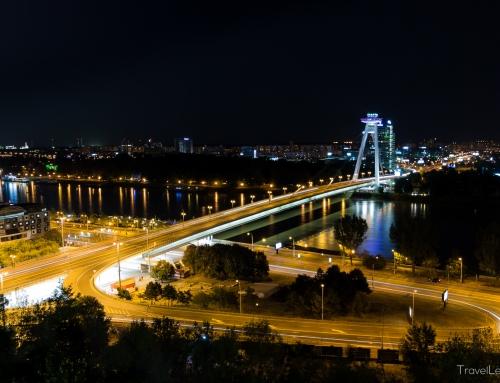 Bratislava Teil 4 – Es werde Nacht