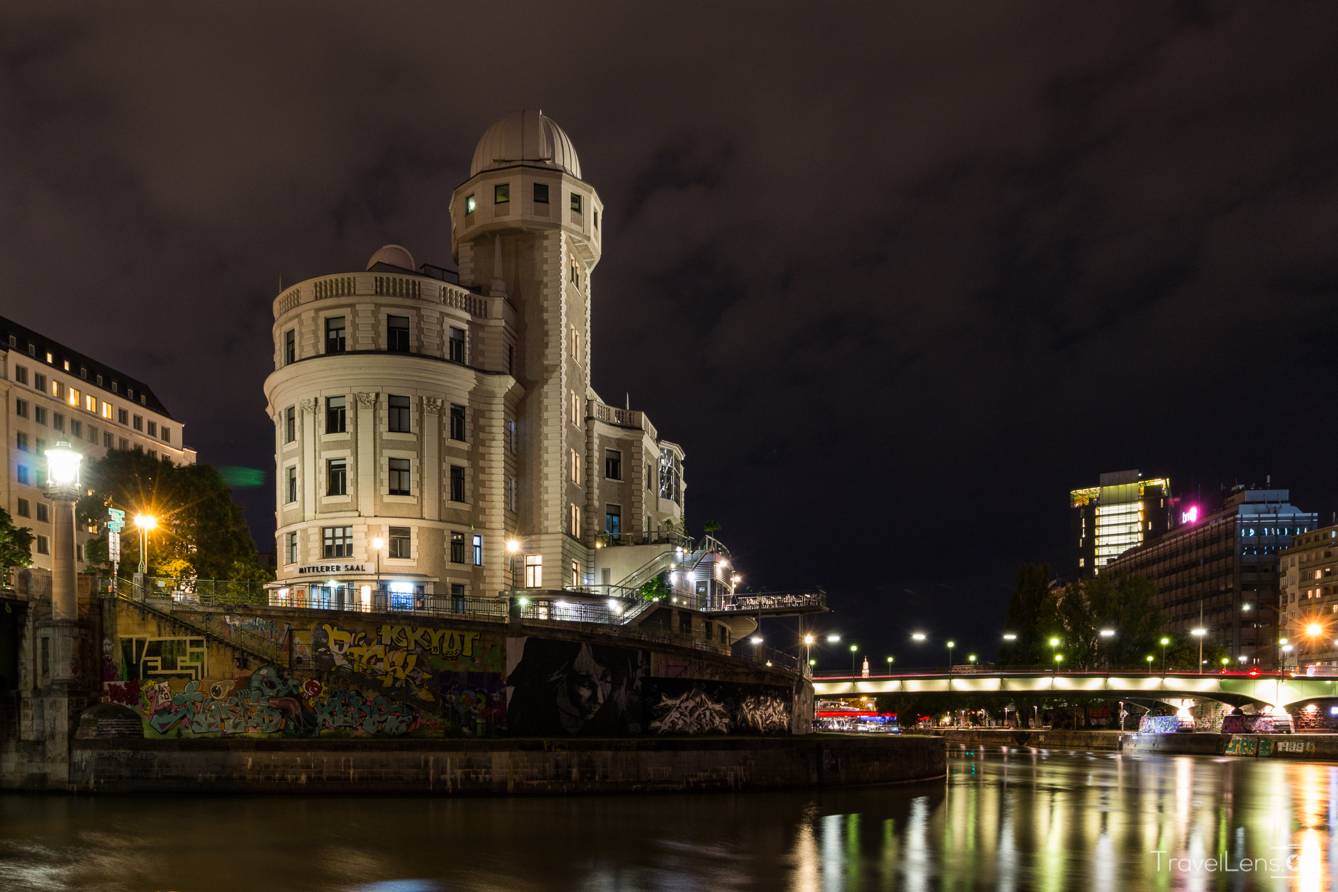 Wien Teil 1: Am Donaukanal