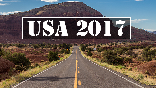 USA West 2017 – Trailer der Reise