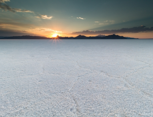 Tag 20 – Ein letzter Fahrtag (Craters of the Moon und Bonneville Salt Flats)