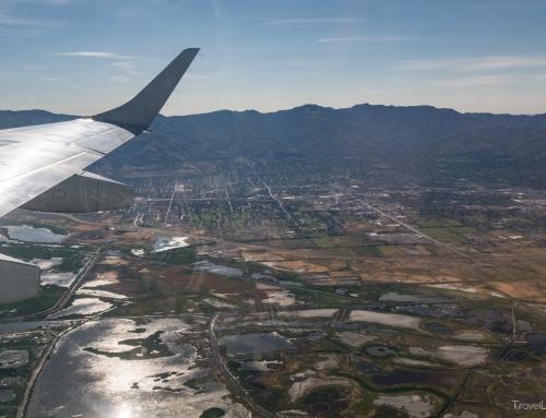 Tag 22 – Bye Bye Salt Lake City (Der Rückflug)