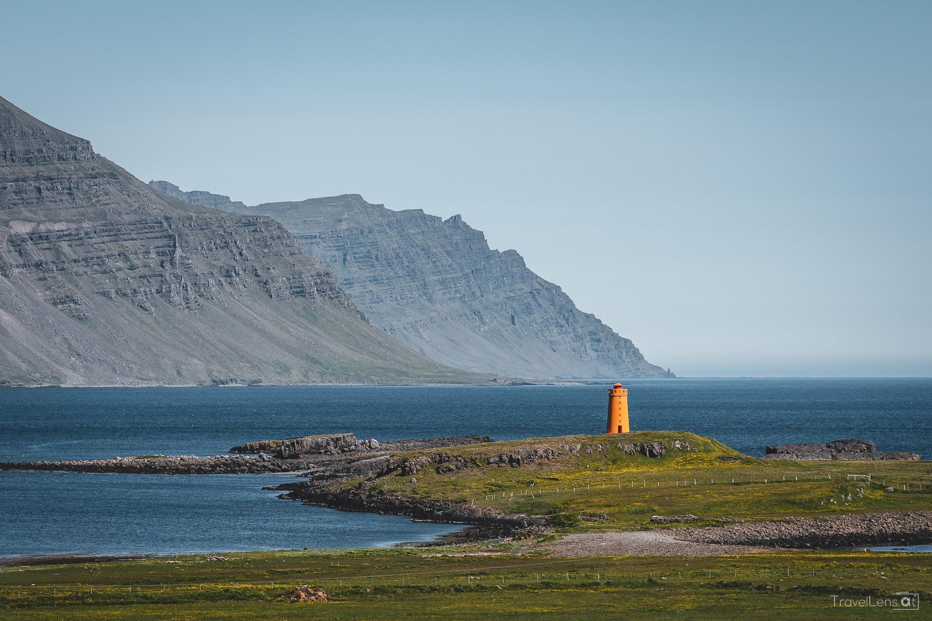 Island Tag 8 – Reifenschaden! Ein einsamer Tag im Fjord